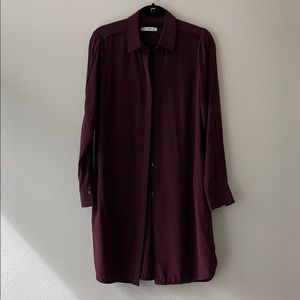 Vince Silk Dress/Tunic